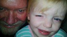 madi and papa