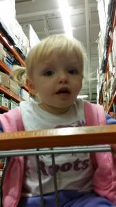 Shopping Girl!