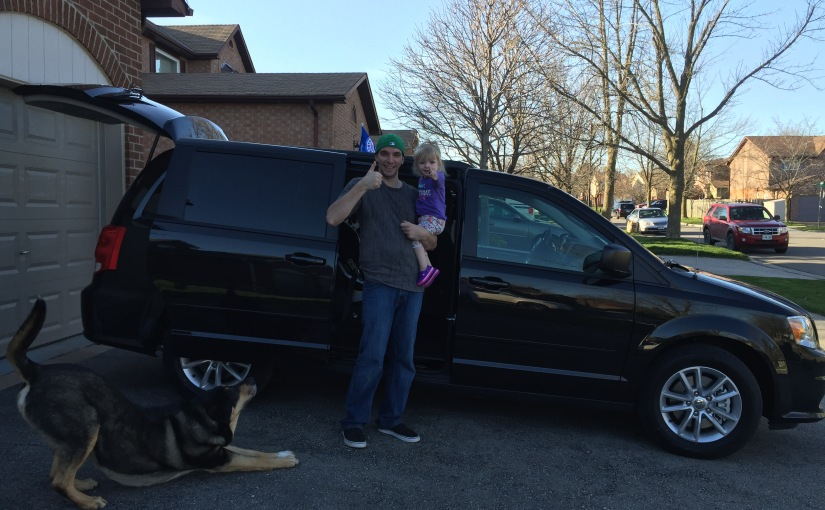 Day 429: New Vehicle=NewPossibilities