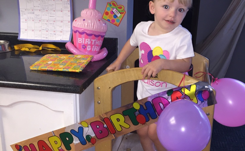 Day 559: Madi is 3!