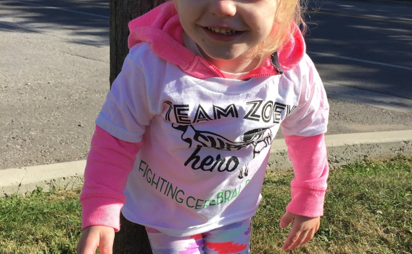 Day 580: Walk For Grandview Kids!